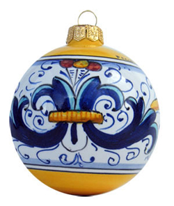 Italian Christmas Ornaments